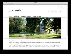 Lizieres